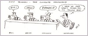 Turbulent Markets: Buy or Sell?