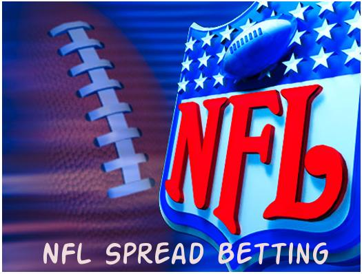 nfl spread betting