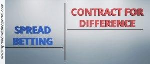 Spread Betting vs CFDs