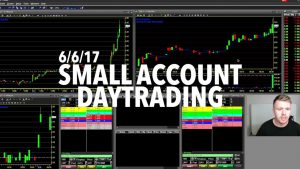 Trading with a Small Account