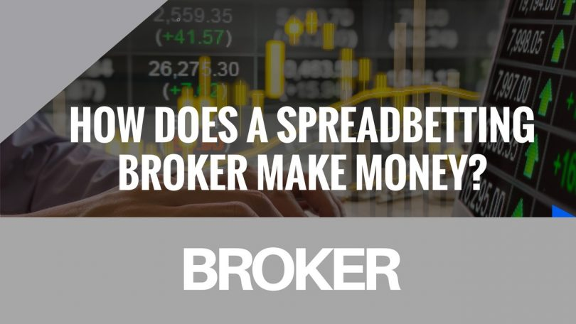 How do spread betting companies make money?