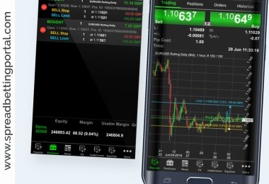 Trading on Android